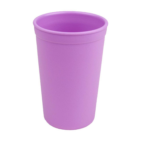 Re-Play Kinder Trinkbecher aus Recyclingmaterial, Purple